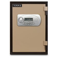 <strong>Mesa Safe Co.</strong> Electric Lock Fire Safe