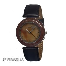 Mahogany Obsidian Watch