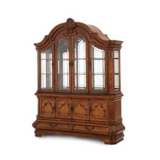 <strong>Michael Amini</strong> Tuscano China Cabinet