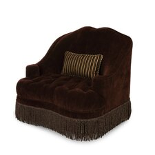 Imperial Court Tufted Chair and a Half
