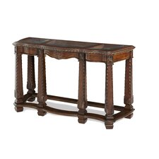 <strong>Michael Amini</strong> Windsor Court Console Table