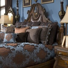 Sovereign Wrought Iron Headboard