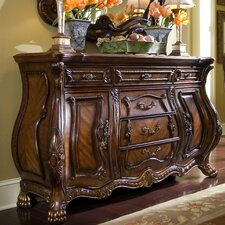 <strong>Michael Amini</strong> Chateau Beauvais Sideboard