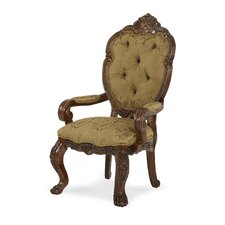 <strong>Michael Amini</strong> Chateau Beauvais Arm Chair