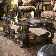 <strong>Michael Amini</strong> Oppulente Coffee Table