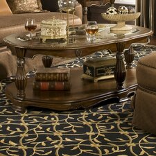 <strong>Michael Amini</strong> Sovereign Coffee Table