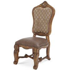 Tuscano Side Chair in Biscotti