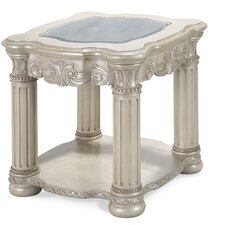 <strong>Michael Amini</strong> Monte Carlo II End Table