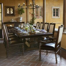 Bella Cera 11 Piece Dining Set