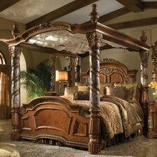 Villa Valencia Canopy Bed