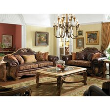<strong>Michael Amini</strong> Toscano Living Room Collection