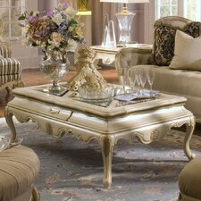 <strong>Michael Amini</strong> Lavelle Coffee Table Set
