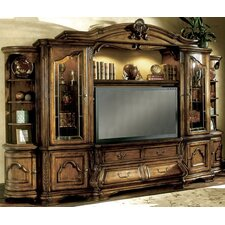 <strong>Michael Amini</strong> Tuscano Entertainment Center