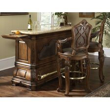 Tuscano Home Bar Set