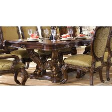 <strong>Michael Amini</strong> Chateau Beauvais Dining Table