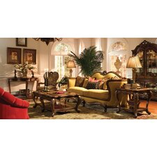 <strong>Michael Amini</strong> Palais Royale Coffee Table Set