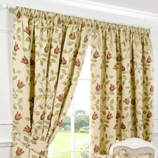 "Downtown 3"" Header Tape Curtains"