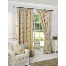 "Taupe ""Charlotte"" Curtains (Set of 2)"