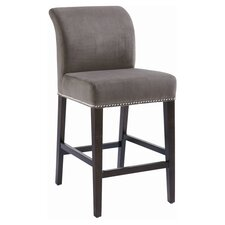 "Prado 26"" Bar Stool with Cushion"