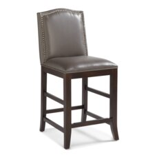 """Maison 26"""" Bar Stool with Cushion"""