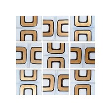 Interlock Wall Art (Set of 9)