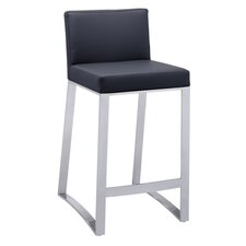 "Architect 26"" Bar Stool with Cushion"