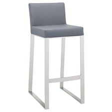 "Architect 30"" Bar Stool with Cushion"