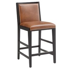 "Thompson 25.5"" Bar Stool with Cushion"