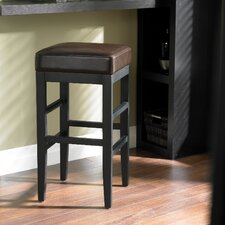 "<strong>Sunpan Modern</strong> Jacob 30"" Bar Stool with Cusion"