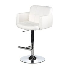 "Churchill 24"" Adjustable Bar Stool"