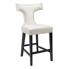 "Serafina 26"" Bar Stool with Cushion"