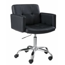 Churchill Faux Leather Office Chair