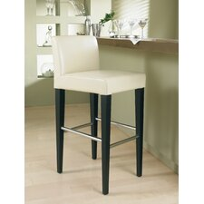 Oriana Bonded Leather Stool