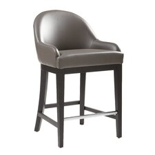 Haven Bonded Leather Stool