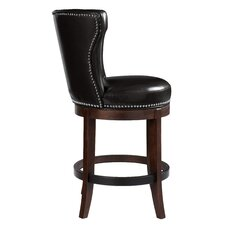 "Tavern 26"" Swivel Bar Stool with Cusion"