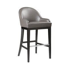 "<strong>Sunpan Modern</strong> Haven 30"" Bar Stool with Cusion"