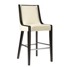 "Newport 30"" Bar Stool with Cushion"