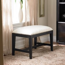 Houston Bonded Leather Bench