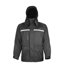 <strong>Viking Wear</strong> Tri Zone Uniform Parka 3 in 1  Multi Zip Vents