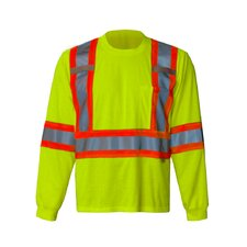 Safety Long Sleeve Shirt