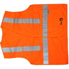 <strong>Viking Wear</strong> Fire Resistant 5 Point Tear Away Safety Vest