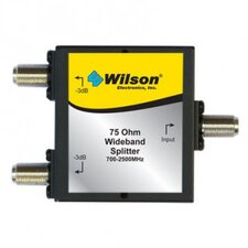 Wideband Splitter