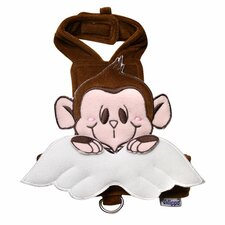 Adorable Monkey Angel Dog Harness