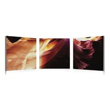 Purple Cave Wall Art (Set of 3)