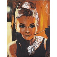 <strong>Artistic Bliss</strong> Audrey Wall Art