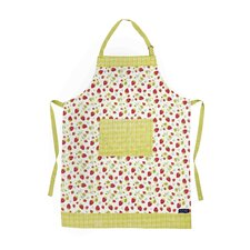 <strong>Kirstie Allsopp Home Textiles</strong> Daisy May Strawberry Twill Apron (Set of 3)