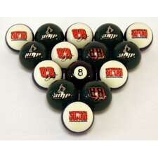 NASCAR Billiard Ball Set