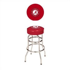"NCAA 24"" Bar Stool with Cushion"