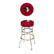 NCAA Bar Stool with Cushion