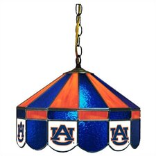 "NCAA 16"" Wide Swag Hanging Lamp"